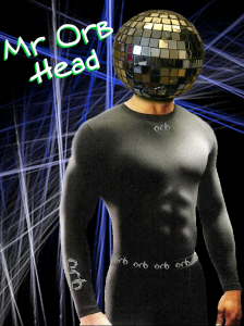 Mr Orb Head