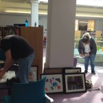Unpacking the art exhibition